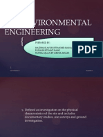 Cn 301- Geoenvironmental(Lectures 4)