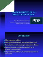 financiamiento de la educacion.ppt