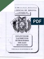 6. Estatutos YPFB