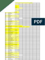 Timetable Cs+Bi Spring 2013