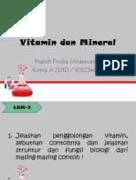 Vitamin Mineral