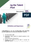 5.Recruitment