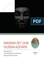 Mariah by Che Husna Azhari