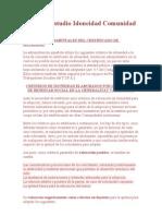 Criterios Estudio Idoneidad Comunidad Valenciana