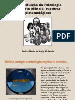 História da Psicologia - Os Primórdios