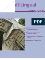 Multilingua Translation CoreFocus127