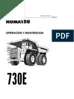 Manual Operacion Mantenimiento Camion Komatsu 730e