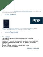 WKL Leonhard Ediciones Tratado