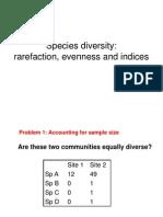 Bio-Diversity Lecture PPt