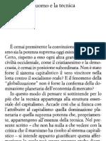 Emanuele Severino l'Uomo e La Tecnica 2003