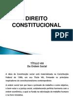 Constitucional- Ordem Social