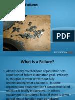The Basic of Failure