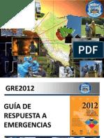 Manual Gre2012