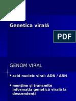 Genetica virala