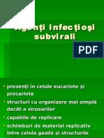 agenti subvirali