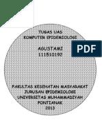 Dasar Cover CD Agustami