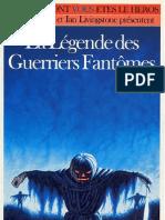 Defis Fantastiques 44 - La Legendes Des Guerriers Fantomes
