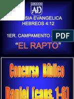 09Concurso bíblico (Daniel 1-6)