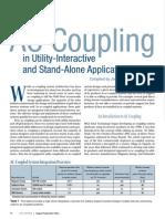 Ac Coupling