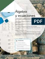 Algebra y Ecuaciones