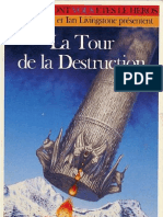 Defis Fantastiques 45 - La Tour de La Destruction