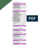 PUBLICACIÓN DE ASISTENCIAS I-2013