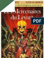 Defis Fantastiques 47 - Les Mercenaires Du Levant