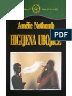 Higijena Ubojice - Amelie Nothomb
