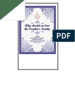 Love Prophet's Family (Hubb'e A'ale Rasul) [English]