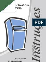 Manual DF43 Geladeira