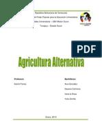 Agricultura Alternativa