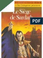 Defis Fantastiques 49 - Le Siege de Sardath