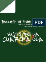 Bullet in the Head! Reglamento de armas de fuego modernas para ABF (Edición Hijos de la Cuarta Ola)