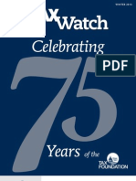 Tax Watch, Winter 2013