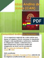 Comunidad Andina Point