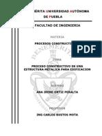 91092181 Proceso Constructivo de Un Edificio de Concreto Armado
