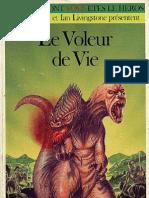 Defis Fantastiques 54 - Le Voleur de Vie