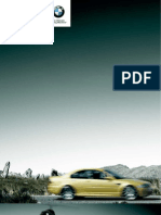 2004 BMW M3 Brochure