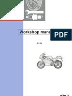 APRILIA Workshop Manual - RS50