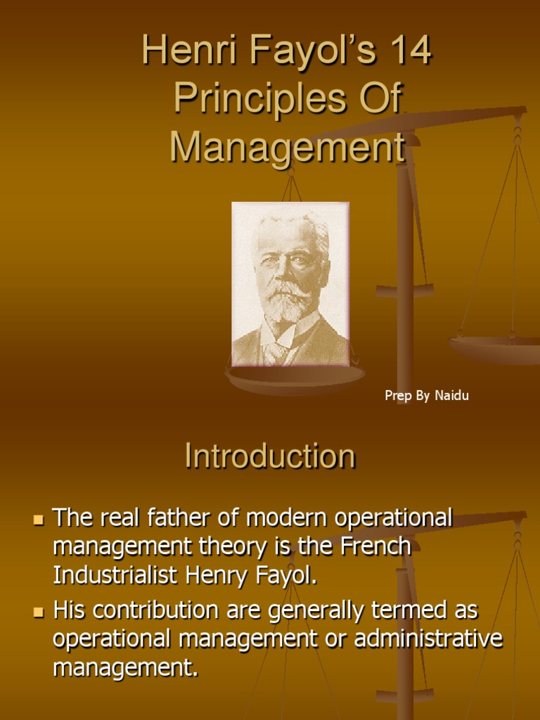 limitations of henri fayol s theory Hr assignment on: henry fayol's henry fayol's management theory depicts the this paragraph talks about henri fayol's concepts' advantages in.