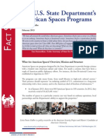 The US State Department's American Spaces Programs