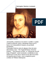 Shakespeare y Marlowe Asesinado