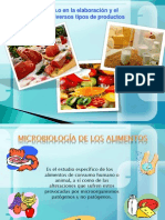 Alimentos Alterados Por Microorganismos