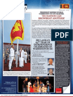 Focus Sri Lanka Monthly E News Letter - February  2013