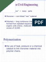 CE336 12 Polymer Composites