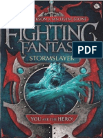 Defis Fantastiques 63 - Stormslayer