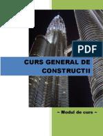 Curs General Constructii