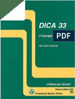 Dica 33,Il Linguaggio Della Medicina,Libro Dello Studente ( Bonacci Editore )