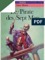 1-Le Pirate Des Sept Mers