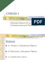 Sists Telecoms Ópticos Unidad 3